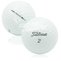 24 Titleist Pro V1 2017 AAA (3A) Used Golf Balls - FREE Shipping