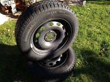 2x Winterräder Pirelli Snowcontrol für Ford KA FIAT 500 175/65/14 5,5 mm
