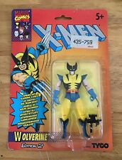 Wolverine 2nd Edition Tyco Card Vintage 1992 MOC