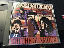 Mabry Hood (Mabryhood) Oh The Glamour MINT cd RARE