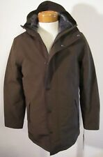 NWT UGG Mens Convertible Down Parka 3-In-1 Jacket S Dark Olive MSRP$495