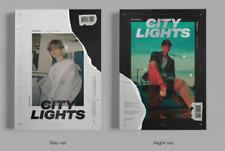 "K-POP EXO BaekHyun 1st Mini Album ""City Lights"" [ 1 PHOTOBOOK + 1 CD ] Black Ver"