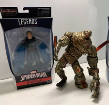 Marvel Legends MOLTEN MAN BAF & Hydro-Man Spider-Man Homecoming MCU