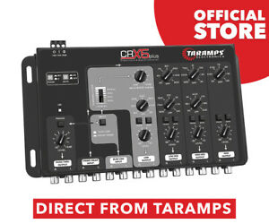 Taramps CRx5 Plus - Five-way Audio Crossover DIRECT FROM TARAMPS