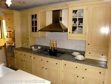 Smallbone of Devizes Original Hand Painted Kitchen including Bosch Appliances,