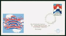Mayfairstamps Netherlands FDC 1972 Flag 400 Years First Day Cover wwr_12005