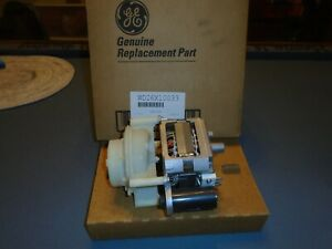 WD26X10033 GE dishwasher motor and pump assy.