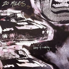 20 Miles : Keep It Coming CD (2005) ***NEW***