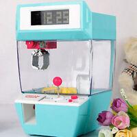 Münzbetriebenes Candy Doll Grab Claw Arcade-Spielzeug für Kinder