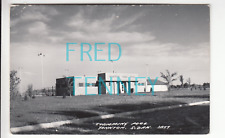 RPPC - Yankton, SD - Memorial Park Swimming Pool - 1950s