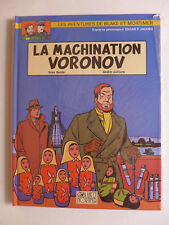Blake & Mortimer - La machination Voronov /  EO  2000