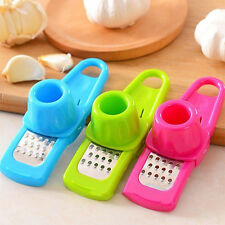 Multi Function Mini Ginger Garlic Grinding Grater Planer Slicer Cutter Tool