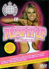 Ministry of Sound - Pump It Up : Burn It Lose It (DVD 2006)