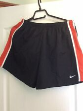 Black Men's Nike Running Shorts - size Medium