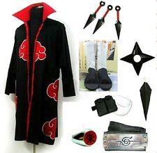 Naruto Itachi Uchiha cosplay kostüm White schuhe Whole set uniform