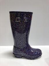 Hunter Girls Rain Boots Purple Size 2 M Big Kid