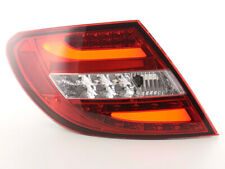Rückleuchten Set LED Mercedes C-Klasse Typ W204 Bj. 07-11 rot /klar