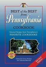 Best of the Best from Pennsylvania CookBook: Selected Recipes from Pennsylvania'