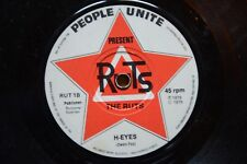 "The Ruts in a Beyrouth 7"" single PEOPLE UNITE Presque comme neuf"