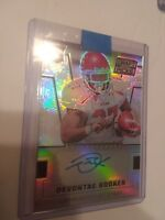 2016 Panini Prizm Draft Picks Auto Autograph Rookie RC Devontae Booker