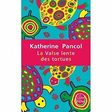 La Valse Lente Des Tortues (Le Livre de Poche) (French Edition)-ExLibrary