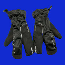 GripGrab Nordic Cycling Glove Windproof Deep Winter Lobster Glove Size XL Black
