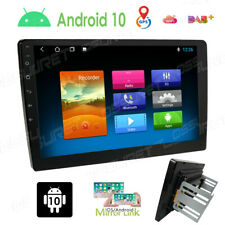 """Android 10 Car Stereo Gps Navigation Radio Mp5 Player Double Din Wifi 7"""" Wifi"""