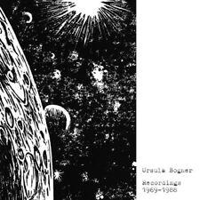 URSULA BOGNER - RECORDINGS 1969-1988  CD NEU