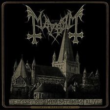Mayhem - De Mysteriis Dom Sathanas Alive [New CD] With DVD
