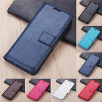 For Xiaomi Redmi 9T Note 9T 9S 8T 7 Pro 8A Flip Wallet Stand Leather Cover Case