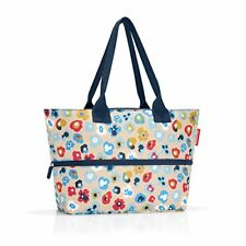 Reisenthel bolso Shopper E1 Millefleurs con cremallera accesorios mujer Shopping