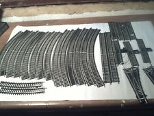 Hornby Curves Straights Points Track Nickel Silver x28 Lot