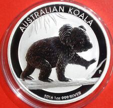 "Australien: 1 Dollar 2016, ST-BU, 1 Oz, ""Koala"", #F 2532, ST-BU"