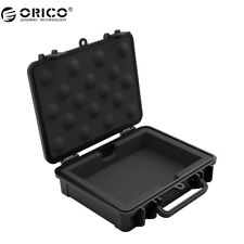 ORICO Waterproof Shockproof 3.5 Inch HDD Hard Drive Protective Case Storage Box