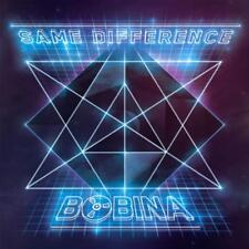 Bobina - Same Difference NEW CD