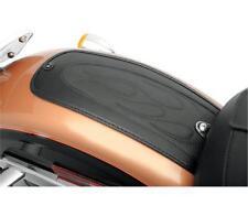 Drag Specialties Flame Stitch Vinyl Fender Bib Skin 06-14 Harley Dyna 1405-0137