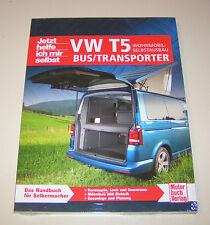 Handbuch VW Wohnmobil Selbstausbau  - VW T5 Bus / Transporter!