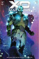 X-O Manowar #1 EXCLUSIVE | Choice of Covers | Valiant | 2020 - NM STUART SAYGER
