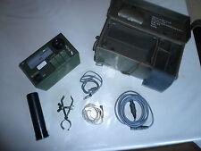 Geigerzähler, Strahlenmeßgerät, SV 500, Teileträger