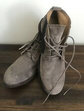 Rag&bone Mens Suede Boots Shoes Handmade