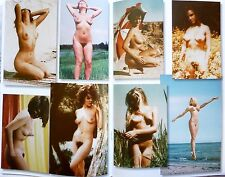 1976 akt foto young NACKT busen real hairy woman TEEN frau girl mädel DDR woman