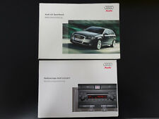 AUDI A3 SPORTBACK mode d'em Ploi Manuel d'instructions 05/2004 Directives Radio