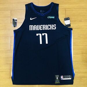 Luka Doncic Dallas Mavericks Authentic Statement Jersey Size XXL - NEW with tags