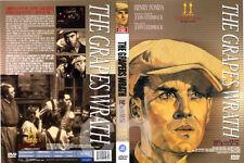 The Grapes of Wrath (1940) -  John Ford, Henry Fonda, Jane Darwell   DVD NEW