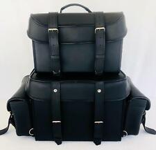 HUGE 2 Piece Motorcycle Road Trip Luggage Set - Pack for 2 Weeks - EXCELLENT