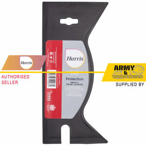 Harris Paint Guard Cutting In Decorating Tool Neat Line Painters Shield Plastic