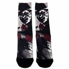 Freddy Krueger A Nightmare On Elm Street Men's Socks Shoe Size 6-12 NWT