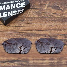 T.A.N Polarized Replacement Lenses for-Oakley Half Jacket 2.0 Brown