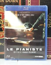 THE PIANIST ADRIEN BRODY  [FRANCE Release Blu Ray] - 🌟NON USA FORMAT🌟NEW