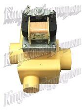 Washer Drain Valve for Huebsch 2 inch 220V Oveflow Port  Alliance Ipso 9001353